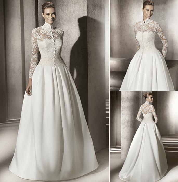 Winterhochzeit brautkleid  Brautkleider für eine Winterhochzeit – Tipps