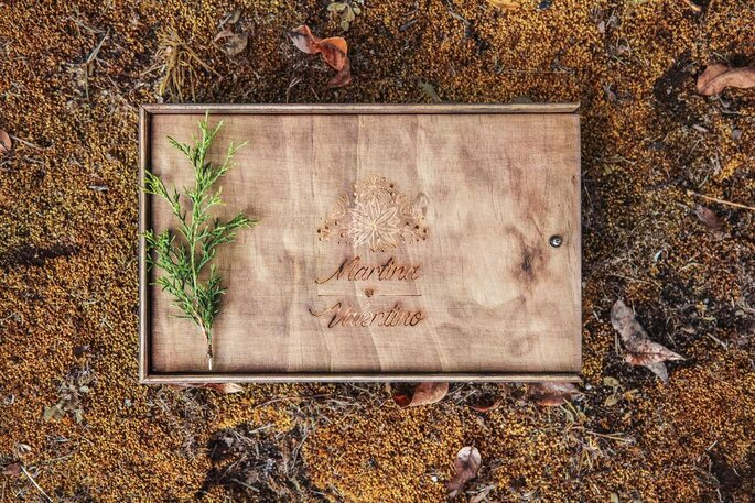 Foto: Barreneche Atelier Invitaciones & Diseño
