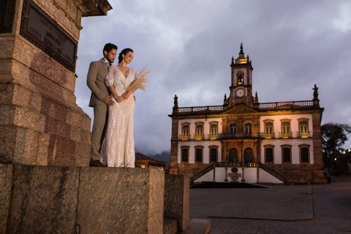 Das Montanhas Gerais: Editorial Ouro Preto