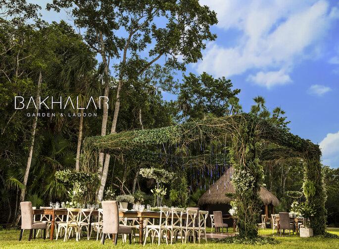 Bakhalar Garden & Lagoon – Bacalar