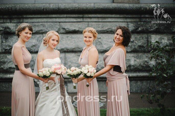 Платья подружки невесты PNDress