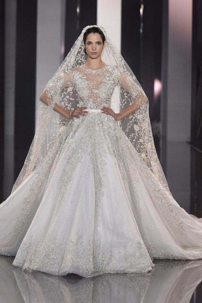 Hermosos vestidos de novia de 20 diferentes partes del