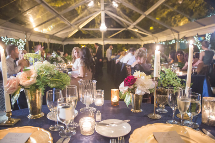 Romance en una boda al estilo de Romeo y Julieta modernos. Foto: 13:13 Photography