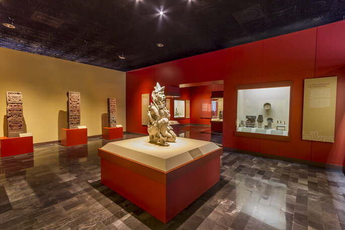 Национальный музей антропологии. Credits: MNA