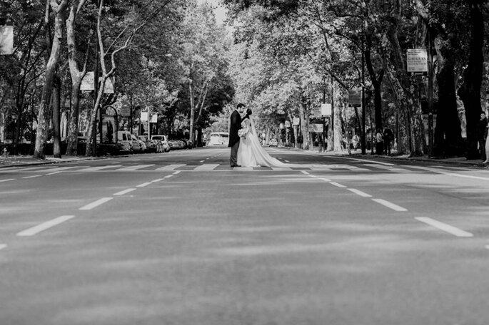 Sie werden sehen, wenn Sie die Hochzeit persönlich gestalten, wird Ihre Braut sie lieben! Foto: Nach Alba