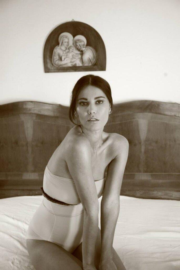 Model: Laura Betto
