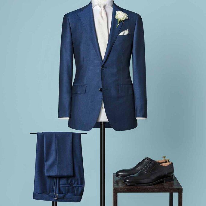 Klassischer Hochzeitsanzug Alferano