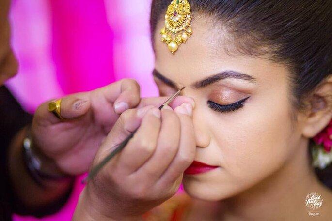 Photo: Siro Makeup Studio by Edward and Zink.