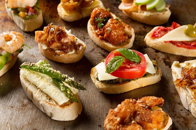 Montaditos Catering Español