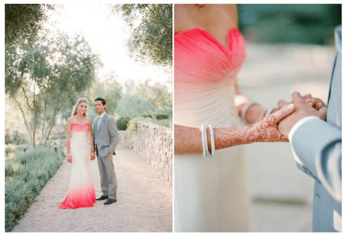Tendencia Bollywood en bodas - Foto Lacie Hansen