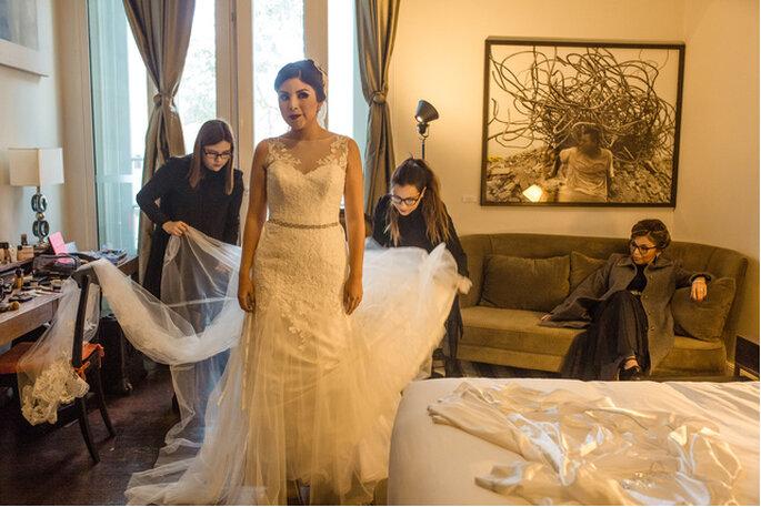 ¡Contacta con Carla del Castillo Wedding Planner!
