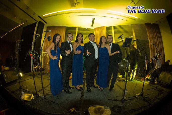 Orquesta The Blue Band