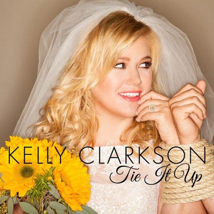 """""""Tie it up"""" el nuevo sencillo de Kelly Clarkson"""