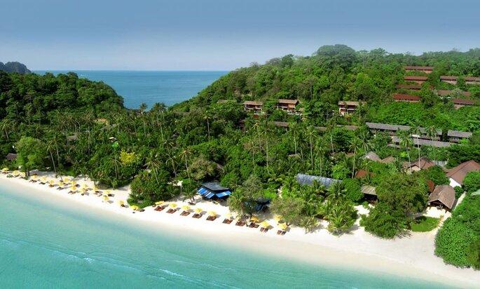 Resort de luxo em Koh Phi Phi Don