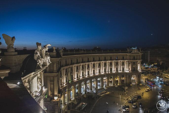 Roof Garden Palazzo Naiadi