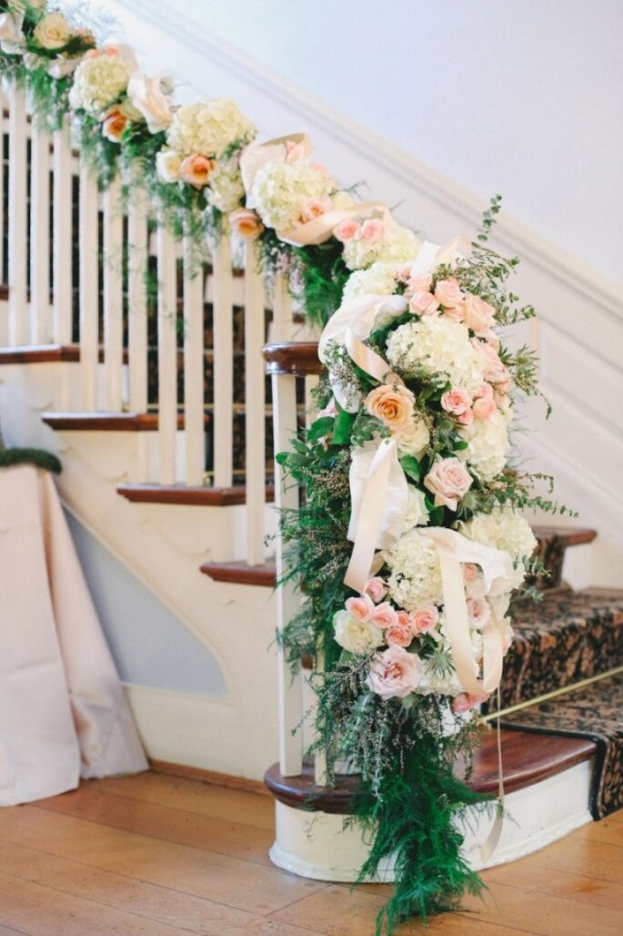 Real Wedding: Una ceremonia inspiradora con detalles vintage - Foto BRAUN Photography
