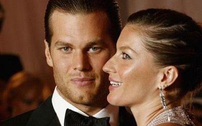 Un second mariage pour Gisèle Bündchen et Tom brady
