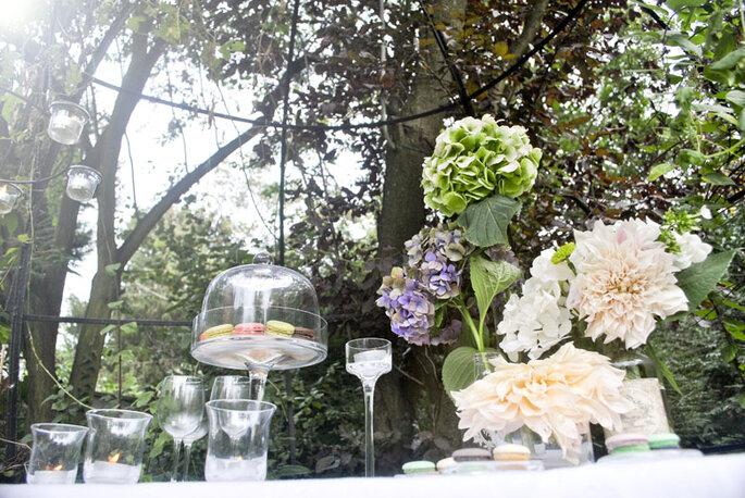 """Déco de mariage """"hand made & vintage"""" : chic et tendance"""