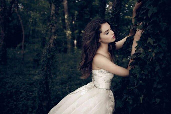 Los vestidos de novia perfectos para la princesa que llevas dentro - Foto Daalarna