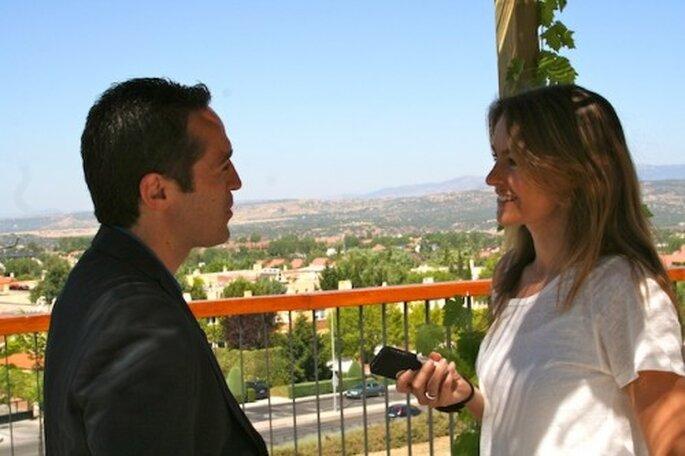 Pon un Wether Planner en tu boda