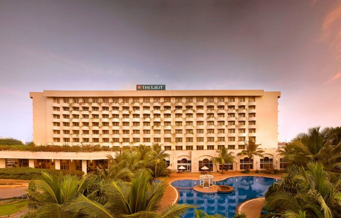 Photo: The Lalit Mumbai.