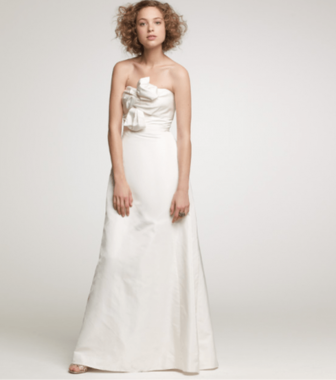 Bow Monde Gown