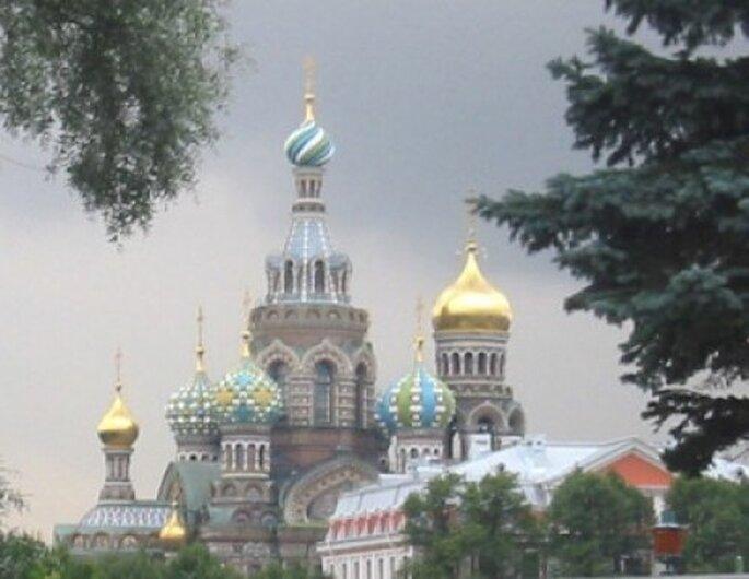 Un bonito destino para tu luna de miel, San Petersburgo, Rusia.
