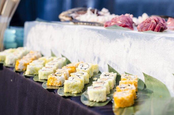 Platos para sorprender a tus invitados si celebras tu boda - Vilaplana catering madrid ...