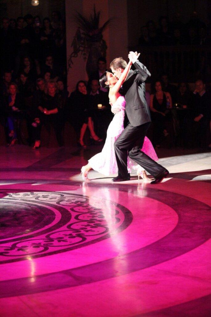 Il tango degli sposi per una cerimonia originale