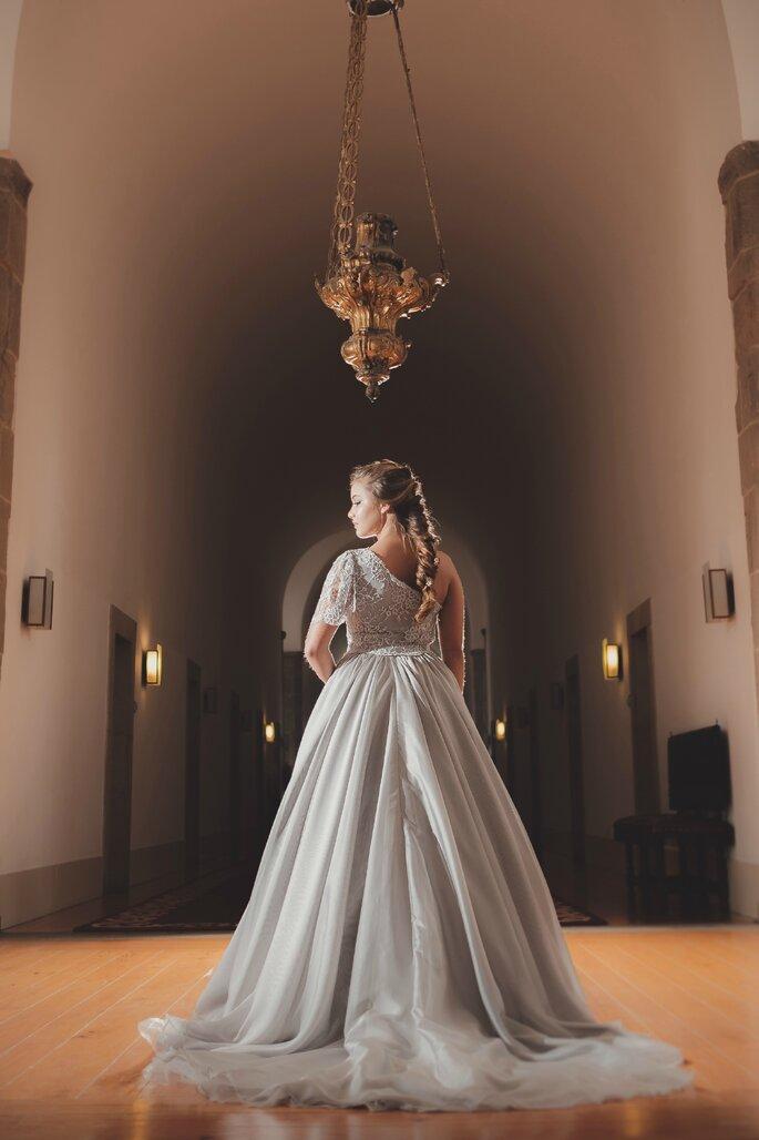 Natália Mil-Homens Pereira  para Vestidos de Sonho | Foto: Filipe Santos