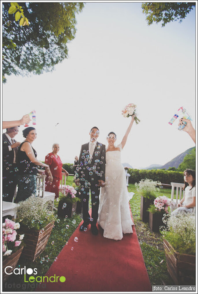 Una tracklist per le vostre nozze. Foto: Carlos Leandro