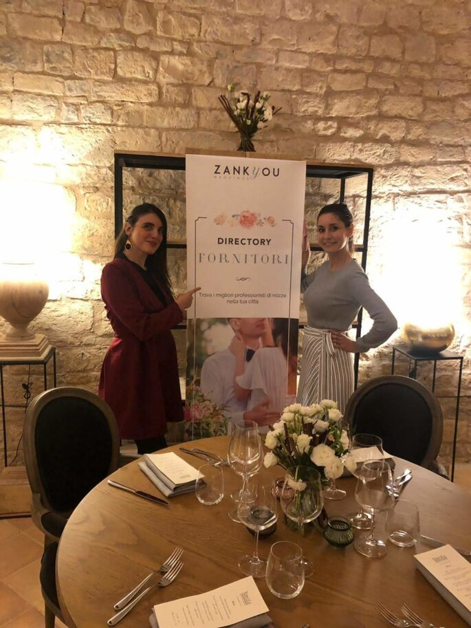 Un onore per Zankyou essere media partner ufficiale