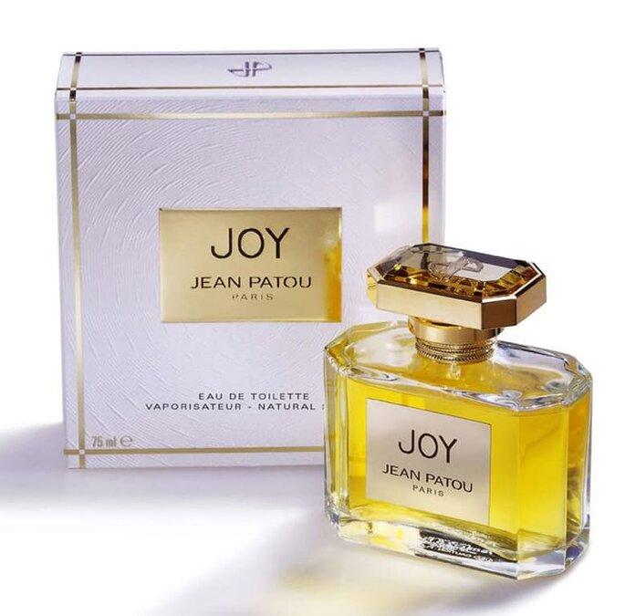 Photo: Joy parfum by Jean Patou