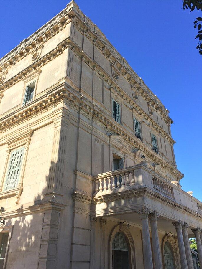 Château de Barbegal - lieu de réception pour votre mariage - Provence