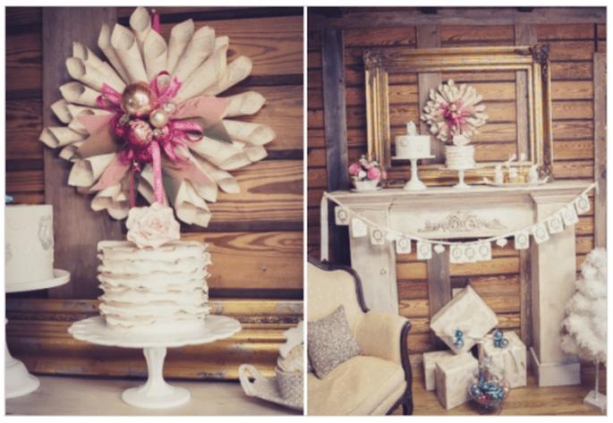 Los mini cakes como tendencia en bodas 2015 - Foto FJC Photo