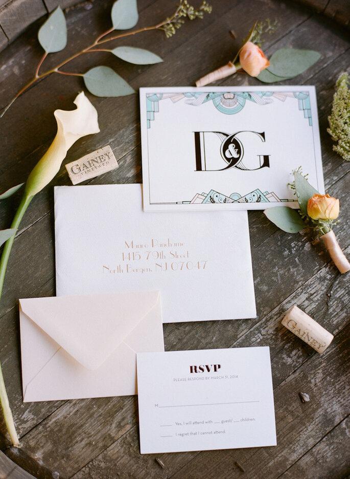 Um casamento ao estilo Pinterest - Rebecca Yale Portraits
