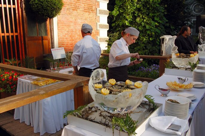 Ministerstvo catering