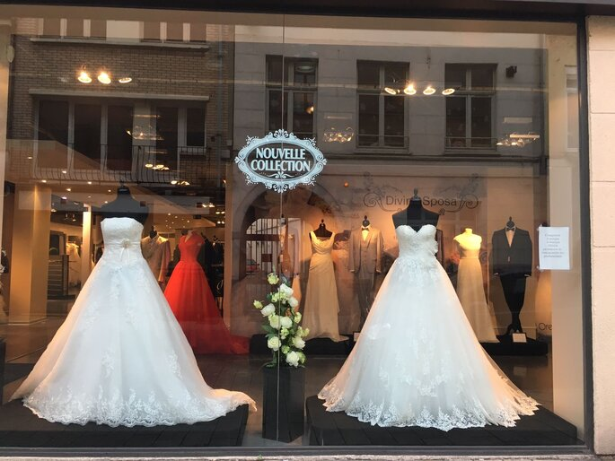 Photo : Boutique Priam Dunkerque