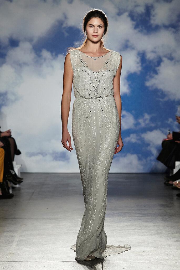 Jenny Packham Primavera 2015 - Semana Nupcial de New York