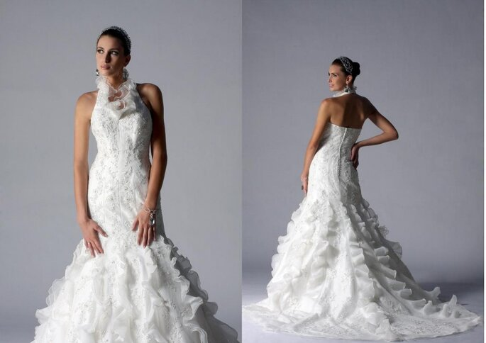 Vestidos de novia del 2011