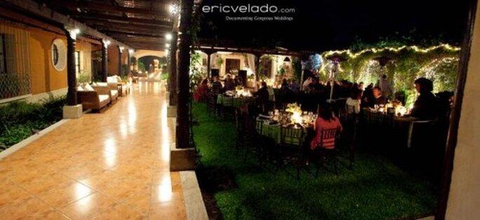 ¿Cómo realiza tu boda al aire libre en un parque? Foto: Erik Velado