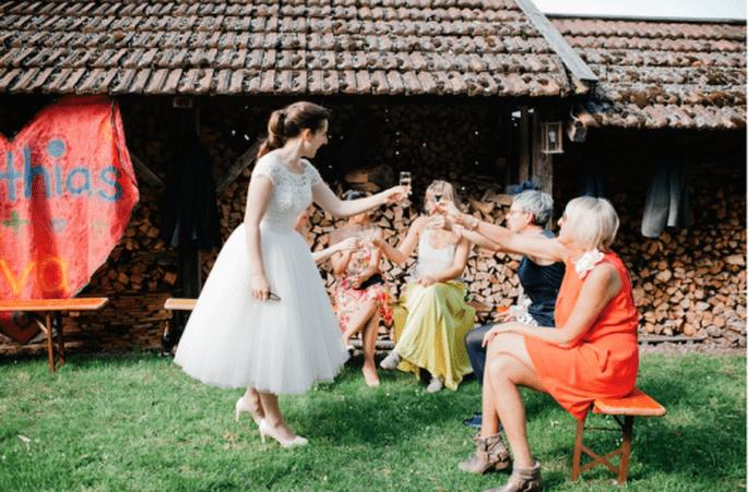 Si invitas a tus jefes a la boda es más probable que te den más días de descanso para la luna de miel - Foto Nadia Meli