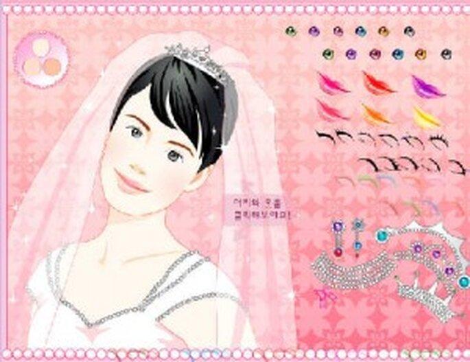 simulador virtual de vestidos de novia