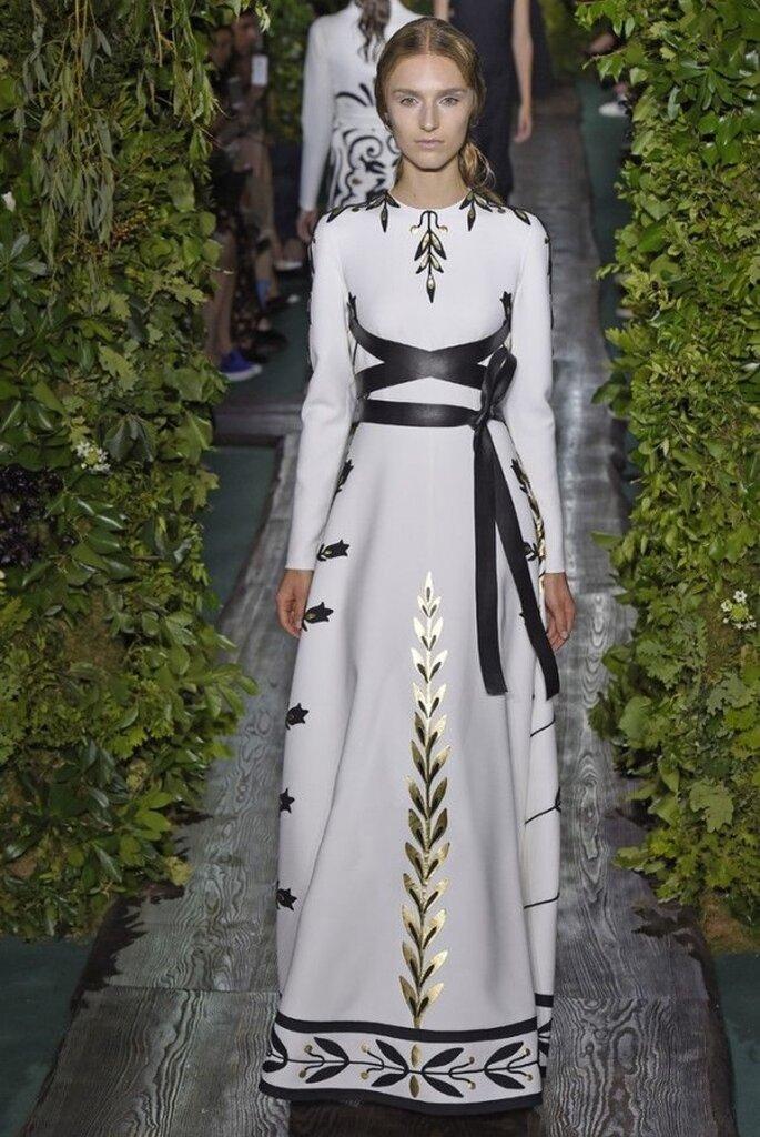 Los más hermosos vestidos de novia alta costura - Foto Valentino