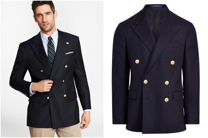 Brooks Brothers - Ralph Lauren