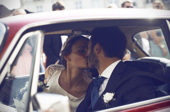 Mariés et toujours autant de passion