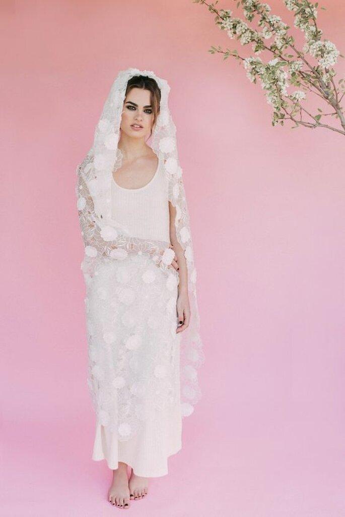 Hermosa Construir Vestido De Novia Ideas Ornamento Elaboración ...
