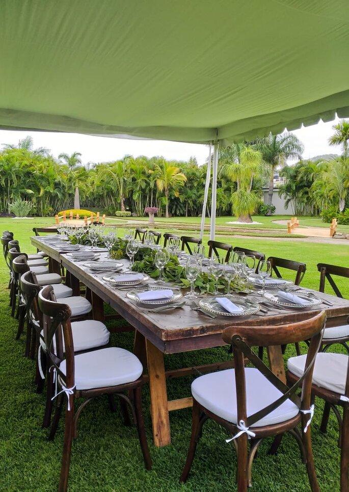 Jardín de Eventos para bodas en Morelos