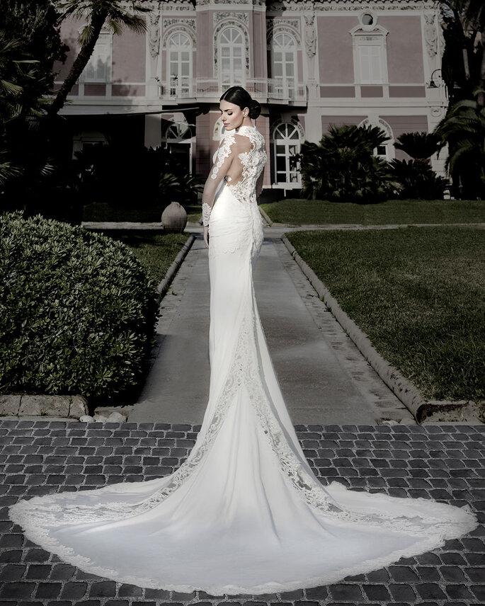Abiti da sposa a napoli una guida ai migliori atelier - Abiti da sposa dive e dame ...