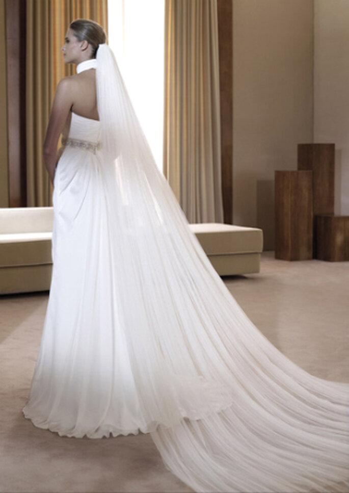 Traumhaftes Brautkleid aus dem Hause Pronovias